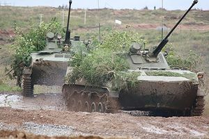 Nga – Belarus trút bão lửa 'chống xâm lược' kịch bản Syria