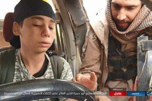 IS tử thủ Deir Ezzor, tàn bạo dùng trẻ em đánh bom tự sát