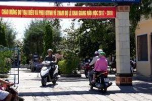 Chuyện lạ ở Phú Yên:Cấm nam sinh tiểu học mặc quần soóc đến trường
