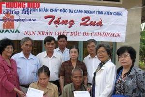 Kiên Giang: Khơi dậy nguồn lực giúp đỡ nạn nhân chất độc da cam