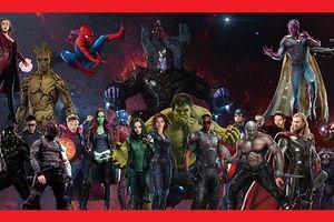Phim 'Avengers 3: Infinity War' còn chưa tung trailer mà dàn nhân vật của 'Avengers 4' đã hé lộ gần hết