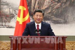 Chủ tịch Tập Cận Bình bổ nhiệm ông Triệu Lạc Tế đứng đầu CCDI