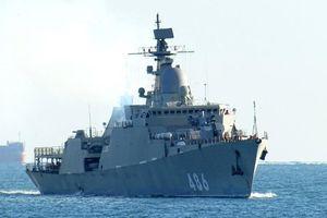 Dự đoán năng lực săn ngầm của tàu Gepard 3.9 Việt Nam