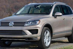 Xe Volkswagen ở Việt Nam giảm giá trong tháng 11