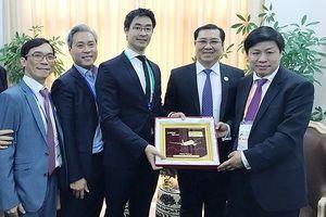 Từ APEC 2017, Đà Nẵng đề nghị đăng cai Diễn đàn Kinh tế thế giới khu vực Đông Á