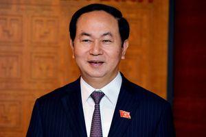 Chủ tịch nước Trần Đại Quang nêu 3 vấn đề cấp bách với doanh nhân APEC