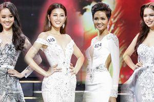 Mỹ Duyên - H'Hen Niê nói gì khi giành vé vào Chung kết Hoa hậu Hoàn vũ Việt Nam 2017?