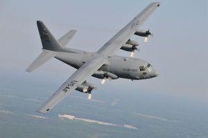 Khám phá C-130, máy bay vận tải 63 năm tuổi vừa đến Đà Nẵng