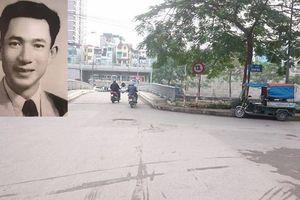 Cận cảnh tuyến phố sắp mang tên Trịnh Văn Bô - nhà tư sản hiến 5.000 lượng vàng cho Cách mạng