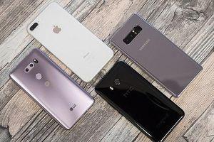 So sánh camera 'thần thánh' của Galaxy Note 8, LG V30, HTC U11 và iPhone 8 Plus
