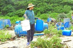 Bộ NN-PTNT kiểm tra thiệt hại thủy sản trong bão số 12 tại Bình Định