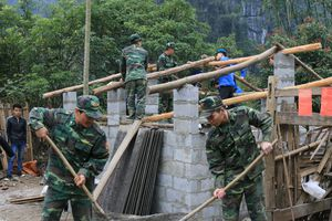 Đảng bộ BĐBP Cao Bằng thực hiện hiệu quả Nghị quyết Trung ương 4