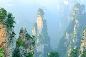 10 địa điểm đẹp siêu thực như ở hành tinh khác