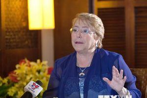 Tổng thống Chile: Việt Nam luôn cho thấy khả năng tổ chức tuyệt vời