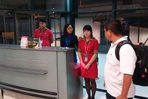 Nhân viên xé vé của khách đến muộn, Vietjet Air lên tiếng