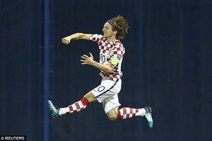 Croatia, Thụy Sĩ giành lợi thế trước trận lượt về