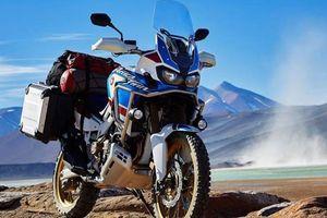 Honda ra mắt môtô phượt Africa Twin Adventure Sport 2018