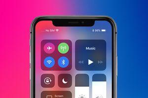 Cách kiểm tra pin trên Apple iPhone X