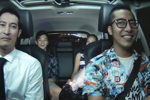 Trọng Hiếu chia sẻ muốn đi ăn tối với Đông Nhi trong Taxi Show
