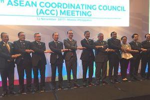 Các Bộ trưởng Ngoại giao họp trù bị cho Hội nghị cấp cao ASEAN 31