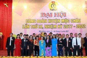 Sơn La: Đồng chí Trần Chinh Chiến tiếp tục giữ chức Chủ tịch LĐLĐ huyện Mộc Châu