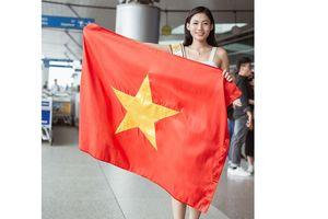 Đỗ Trịnh Quỳnh Như đại diện Việt Nam dự thi Miss Model of the World 2017