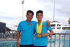 Hotboy làng bơi Việt Nam đoạt 14 HCV giải bơi các nhóm tuổi Đông Nam Á