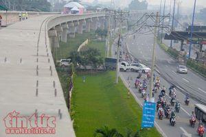 Tuyến metro Bến Thành - Tham Lương đội vốn, lùi thời gian hoàn thành
