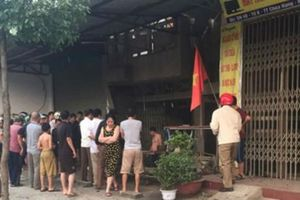 Công an Thái Nguyên thông tin vụ nổ làm 1 người tử vong