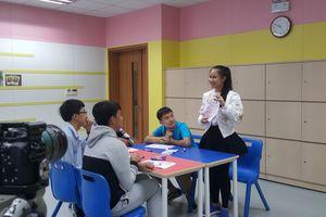 Thực hiện quyền trẻ em – các em cùng tạo nên sự thay đổi