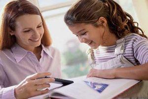 3 điều kiện và 5 bước tạo đam mê học tập cho con