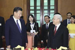 Mở ra cục diện mới hợp tác chiến lược toàn diện Việt - Trung