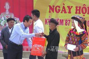 Nhiều hoạt động kỷ niệm 87 năm Ngày truyền thống Mặt trận Tổ quốc Việt Nam