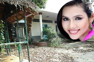 Biệt thự bỏ hoang của Á hậu Hoàng My ở Đồng Nai