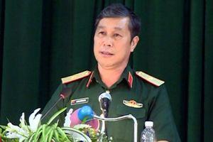 Thượng tướng Nguyễn Trọng Nghĩa nói về việc Phó Tư lệnh Quân khu 1 bị kỷ luật