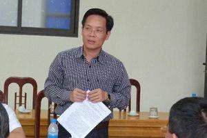 Hai phó giám đốc sở bị bắt do sai phạm trong di dân tái định cư