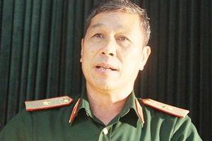 Kỷ luật Thiếu tướng Hoàng Công Hàm - Phó Tư lệnh Quân khu 1