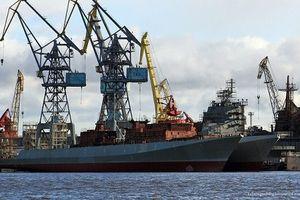 Nga 'bán cái' tàu Project 11356 cho Ấn Độ, vẹn cả đôi đường
