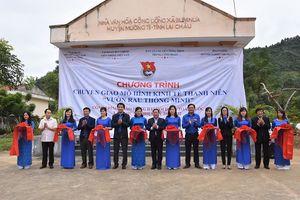 VNPT đưa mô hình nông nghiệp thông minh tới Lai Châu