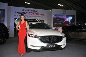 Chính thức giới thiệu Mazda CX-5 mới, giá từ 879 triệu đồng