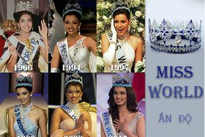 Miss World 2017, sự trở lại ấn tượng của 'xứ sở hoa hậu' Ấn Độ