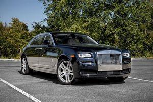 Rolls-Royce Ghost Series II cũ giá 23 tỷ tại Việt Nam