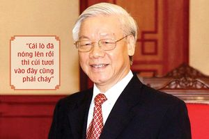 Những câu nói ấn tượng về chống tham nhũng của lãnh đạo Đảng, Nhà nước