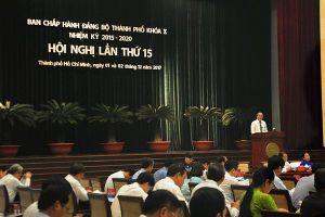 TPHCM: GRDP tăng trưởng 8,25%