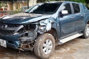 Lâm Đồng: Bắt giữ tài xế gây tai nạn chết người rồi bỏ trốn