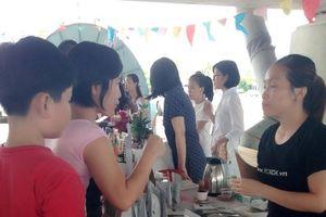 Đà Nẵng: Hơn 300 gian hàng tham gia Hội chợ hàng Việt- Đà Nẵng 2017