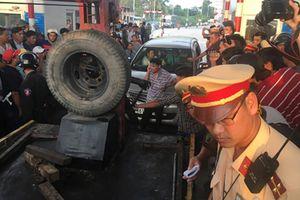 Phạt tiền hoặc truy cứu hình sự tài xế gây ùn xe tại BOT Cai Lậy