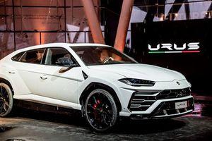 Siêu SUV Lamborghini Urus 'chốt giá' hơn 10 tỷ tại Châu Á