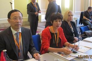 Lãnh đạo Tổng cục Hải quan dự Hội nghị Tổng cục trưởng Hải quan ASEM 12