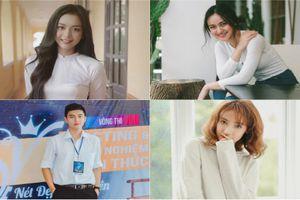 10 trai xinh gái đẹp bất ngờ nổi tiếng trong năm 2017